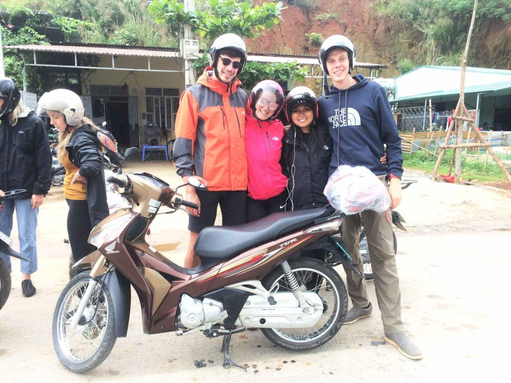 what to pack for ha giang loop