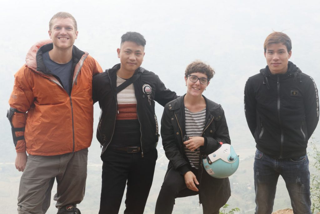 Ha giang with a local guide new friends