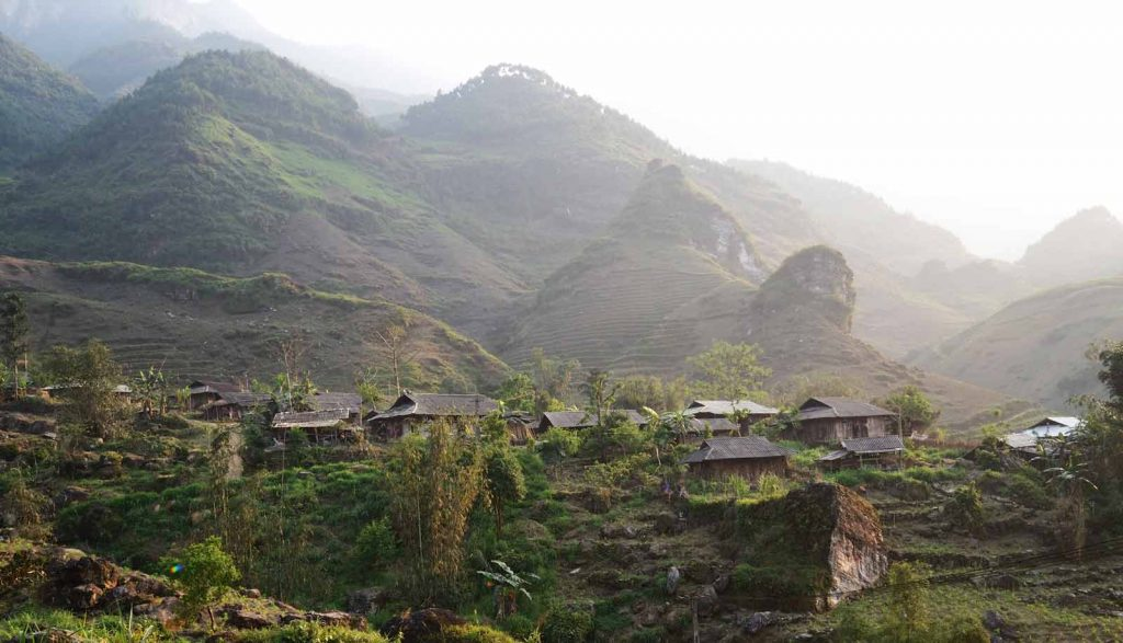 ethnic minority groups in ha giang vietnam