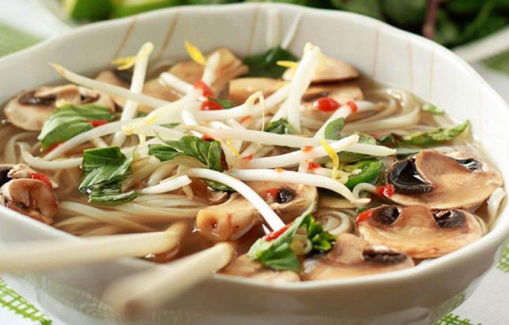 guide vegetarians ha giang pho chay