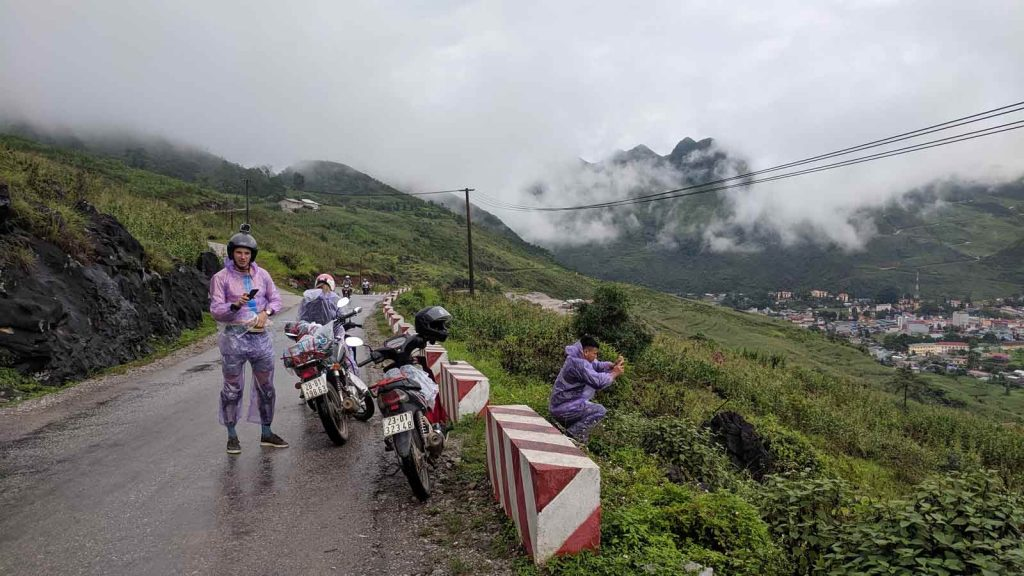 8 tips to stay safe in the ha giang loop - rain