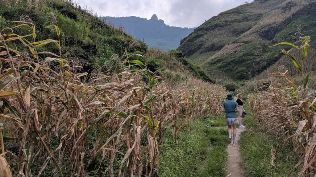 ways to explore ha giang loop foot