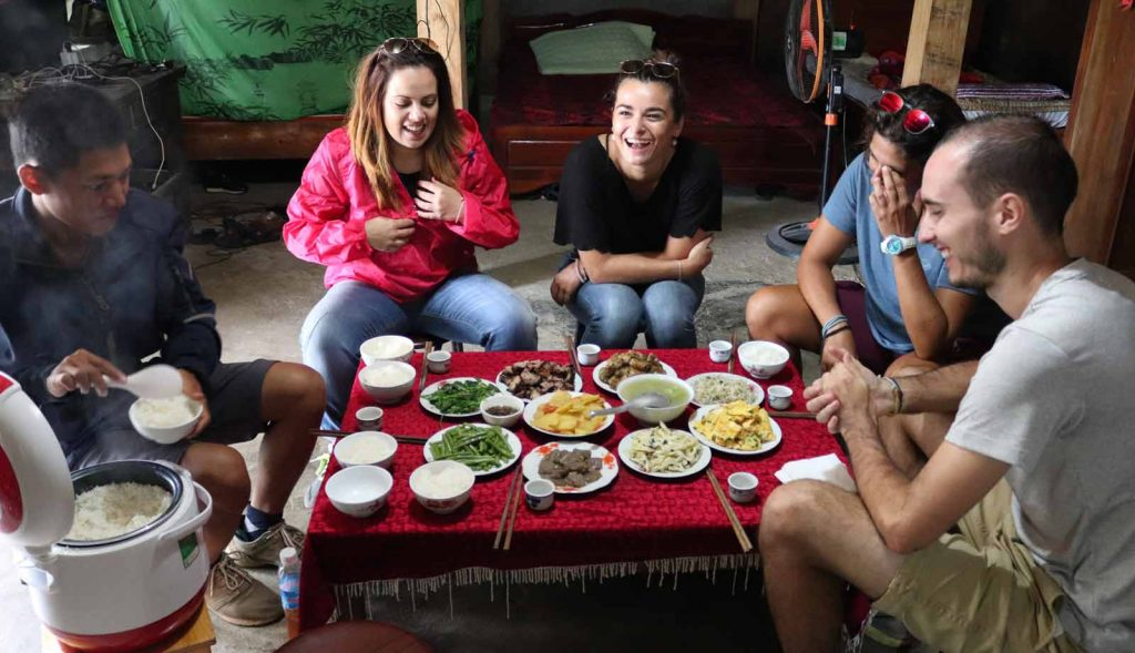 activities ha giang loop meals