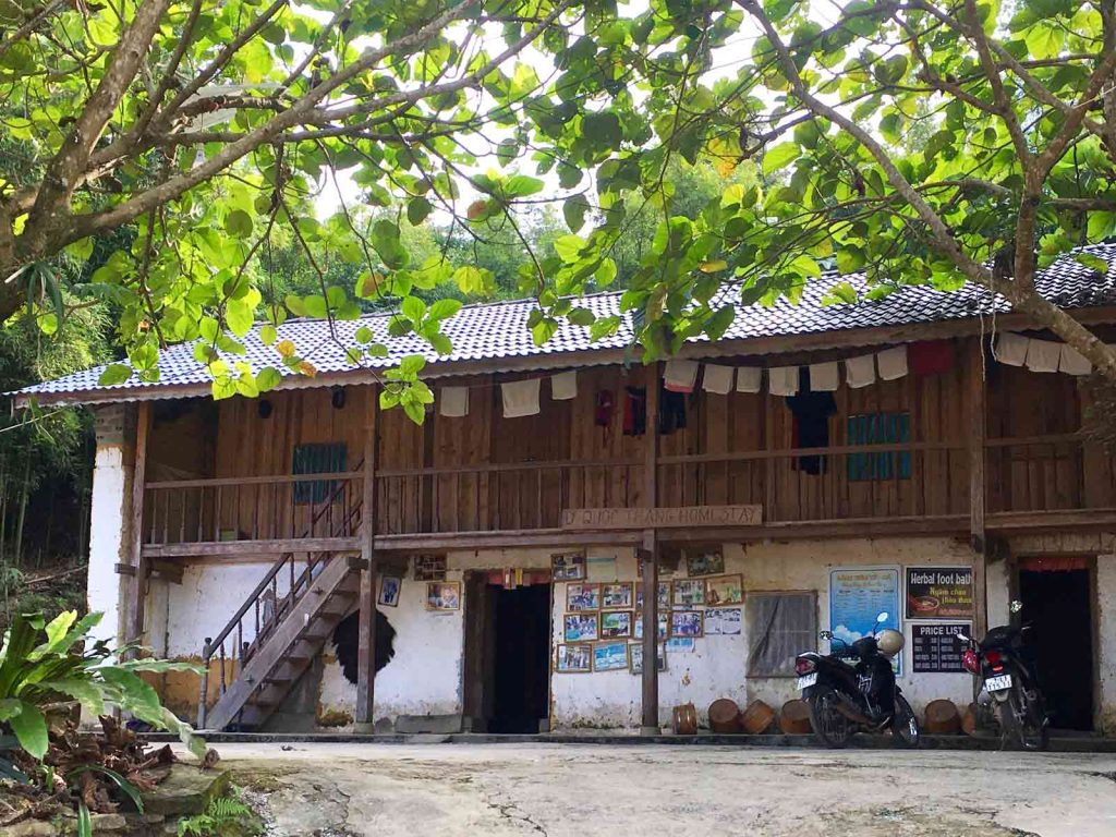 10 common planning mistakes for the Ha Giang Loop: accommodation