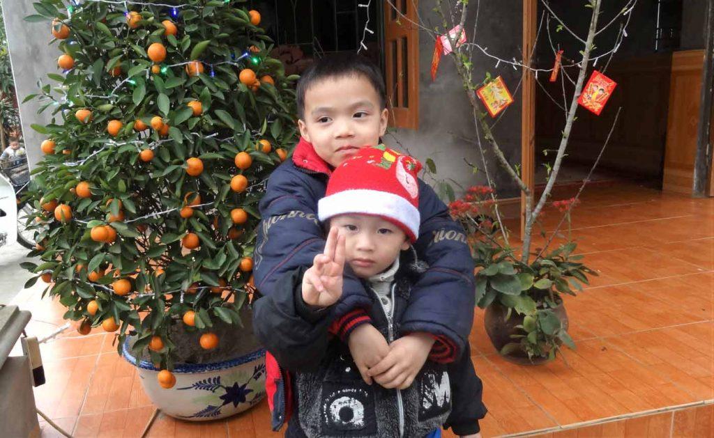 vietnamese new year in north vietnam